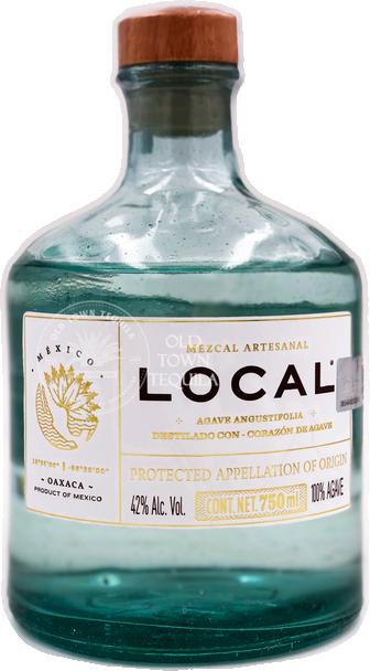 Local Mezcal Artesanal 750ml