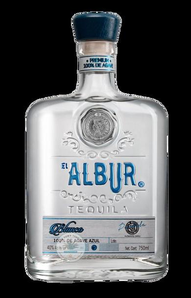 Albur Blanco Tequila