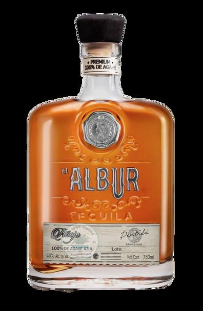 Albur Anejo Tequila