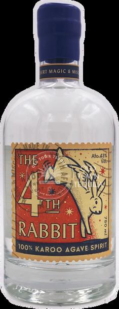 The 4th Rabbit Karoo Agave Spirit