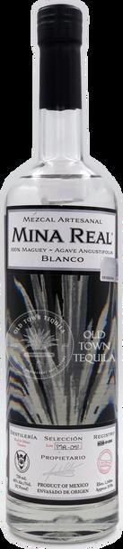 Mina Real Blanco Mezcal Artesanal 750ml