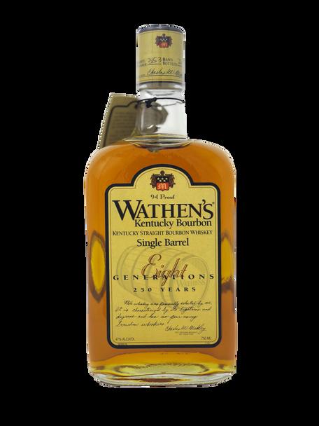 Wathen's Eight Generations Single Barrel Kentucky Bourbon