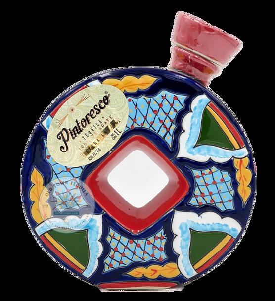 Pintoresco Extra Anejo Ceramic COLOR Round 1 Liter