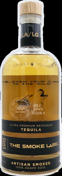 The Smoke Label Reposado Tequila