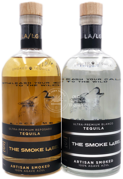 The Smoke Label Smoked Tequila Combo