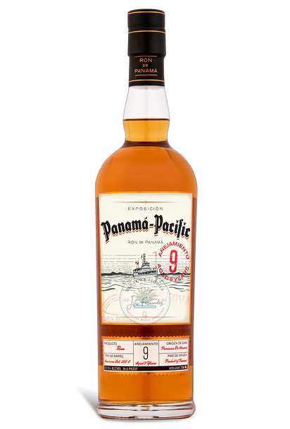 Panama Pacific 9 Years Rum