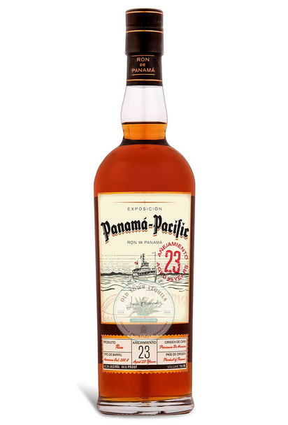 Panama Pacific 23 Years Rum