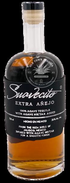 Suavecito Extra Anejo Tequila 750ml