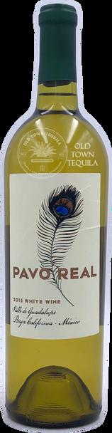 Pavo Real 2015 White Wine Valle de Guadalupe Baja California Mexico
