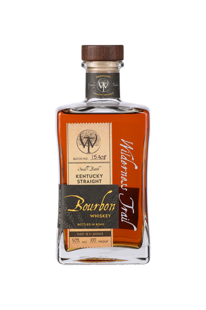 Wilderness Trail Bottled in Bond Small Batch Kentucky Straight Bourbon Whiskey