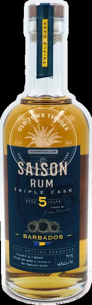 Saison Rum Triple Cask Aged 5 years Barbados 750ml