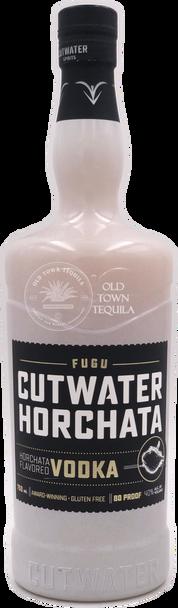 Fugu Cutwater Horchata Flavored Vodka 750ml