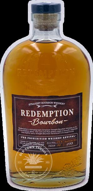 Redemption Pre-Prohibition Whiskey Revival Bourbon 750ml