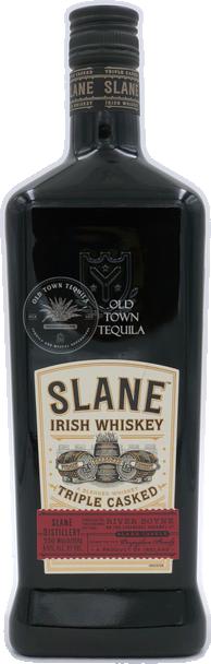 Slane Irish Whiskey Triple Casked 750ml