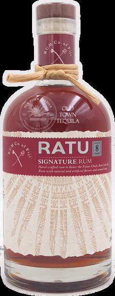 Ratu Signature Rum Aged 8 Years 750ml