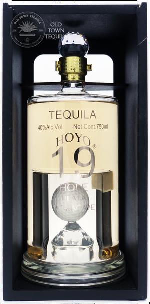 Hoyo 19 Hole Plata Tequila 750ml