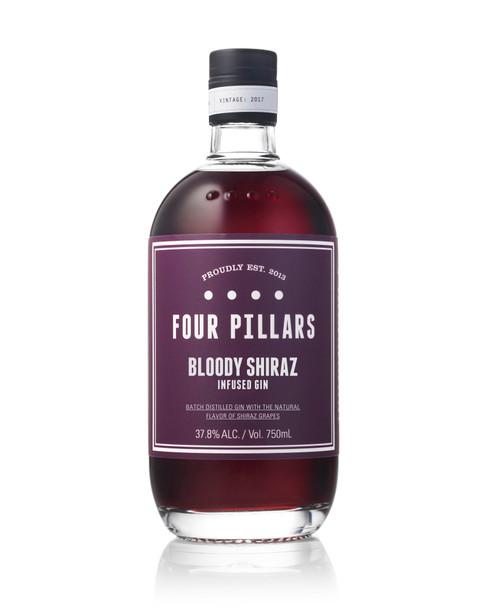 Four Pillars Bloody Shiraz Gin 750ml