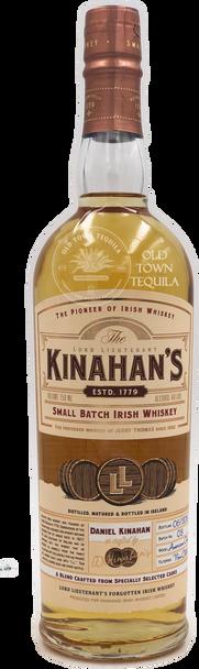 The Lord Lieutenant Kinahan's Small Batch Irish Whiskey 750ml