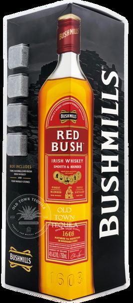 Bushmills Red Bush Irish Whiskey Smooth and Rounded 750ml