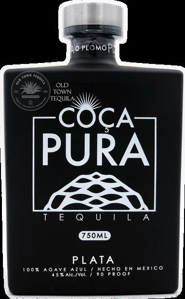 Coca Pura Tequila Plata 750ml