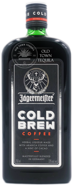 Jagermeister Cold Brew Coffee 750ml