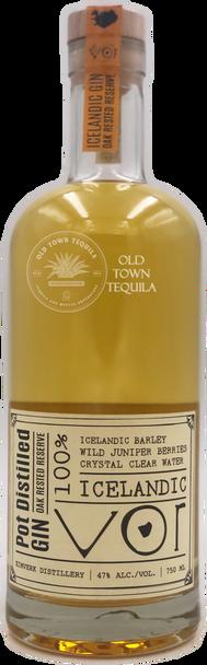 Vor Oak Rested Pot Distilled Gin 750ml