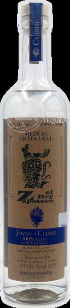 El Rey Zapoteco Joven Cuishe Mezcal Artesanal 750ml