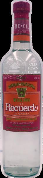 El Recuerdo de Oaxaca Mezcal Joven 750ml