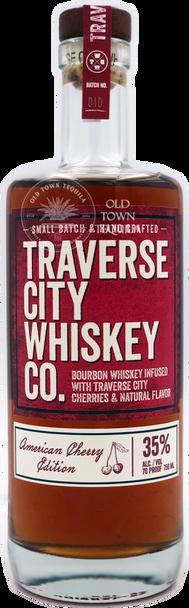 Traverse City Whiskey Co Bourbon Whiskey American Cherry Edition 750ml