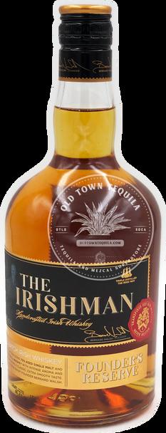 The Irishman Founder's Reserve  Handcrafted Irish Whiskey 750ml