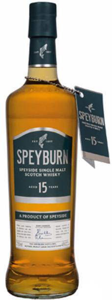 Speyburn Speyside Single Malt Scotch Whisky Aged 15 Years 750ml