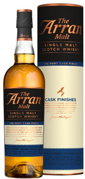 The Arran Malt Single Malt Scotch Whisky The Port Cask Finish 750ml