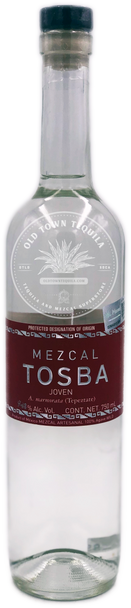 Mezcal Tosba Joven Tepeztate 750ml