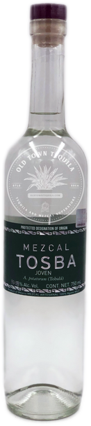 Mezcal Tosba Joven Tobala 750ml