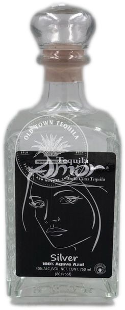 Tequila Amor World Class Silver Tequila 750ml