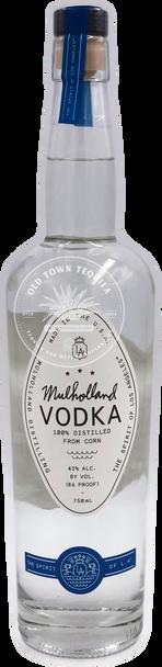 Mulholland Vodka 750ml