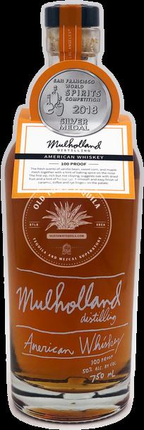 Mulholland American Whiskey 750ml