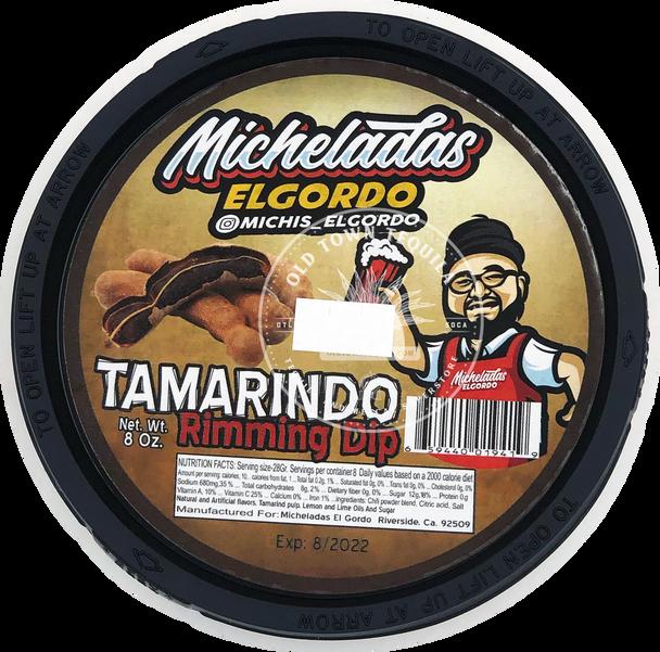 Micheladas El Gordo Tamarindo Rimming Dip