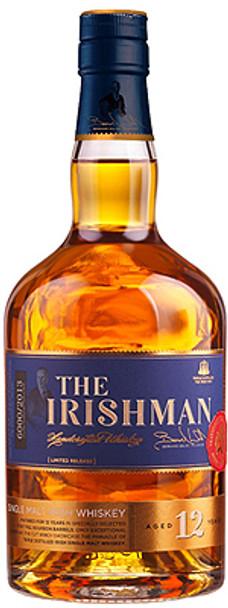 The Irishman 12 Year Old Single Malt 750ml