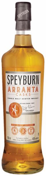 Speyburn Arranta Casks Single Malt Scotch Whisky 750ml