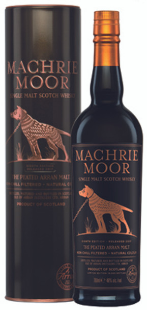 Arran Machrie Moor Single Malt Scotch Whisky 750ml