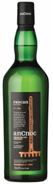 anCnoc Rascan Highland Single Malt Scotch Whisky 750ml