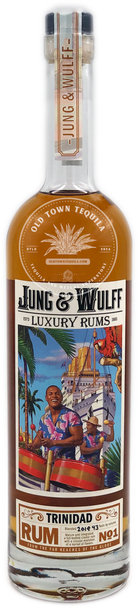Jung and Wulff Luxury Rums No.1 Trinidad 750ml