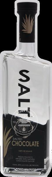 Salt Salted Chocolate Blanco Tequila