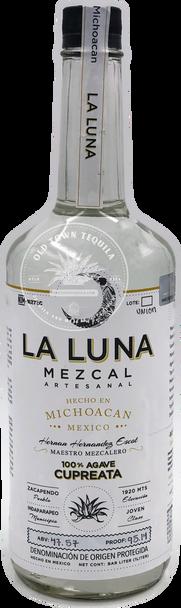La Luna Mezcal Cupreata 1 Liter