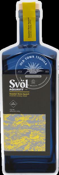 Svol Swedish Style Aquavit 750ml