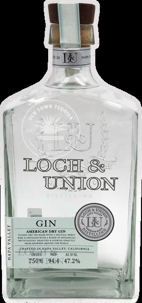 Loch & Union Distilling American Dry Gin 750ml