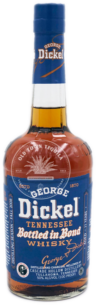 George Dickel Bottled in Bond N0.2 Aged 11 Years Tennessee Whisky