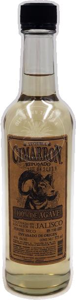 Cimarron Tequila Reposado 375ml