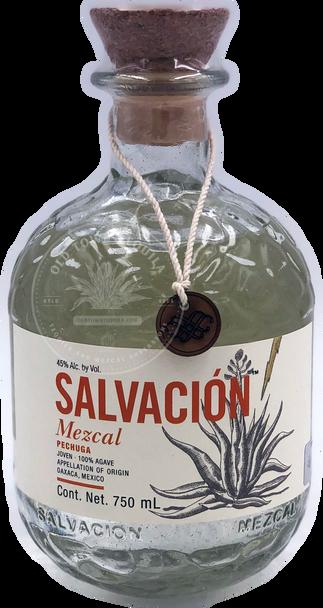 Salvación Mezcal Pechuga 750ml